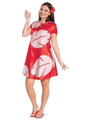 Deluxe Adult Lilo Costume