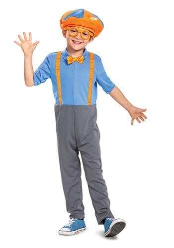 Toddler Blippi Costume