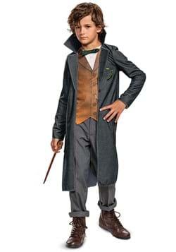 Fantastic Beasts Kids Deluxe Newt Scamander Costume