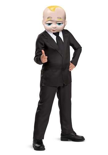 Kids Classic Boss Baby Costume