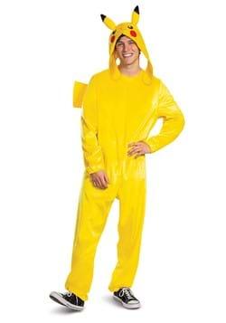 Pokemon Pikachu Deluxe Adult Costume