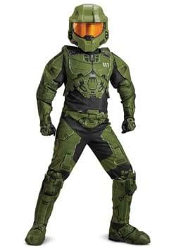 Halo Infinite Master Chief Prestige Kids Costume