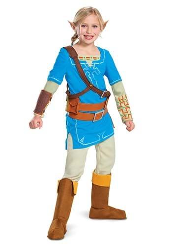 Link Breath of the Wild Prestige Costume