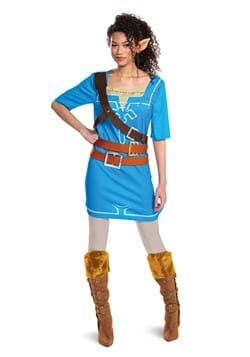 Breath of the Wild Classic Link Costume for Adults