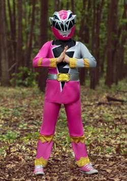 Kid's Power Rangers Dino Fury Pink Ranger Costume