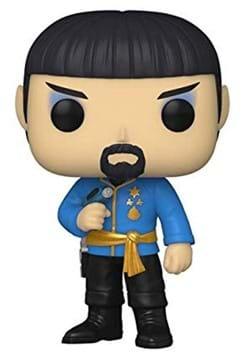 POP TV Star Trek Spock Mirror Mirror Outfit