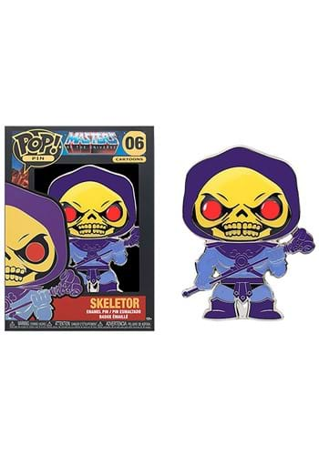 POP Pins Masters of the Universe Skeletor
