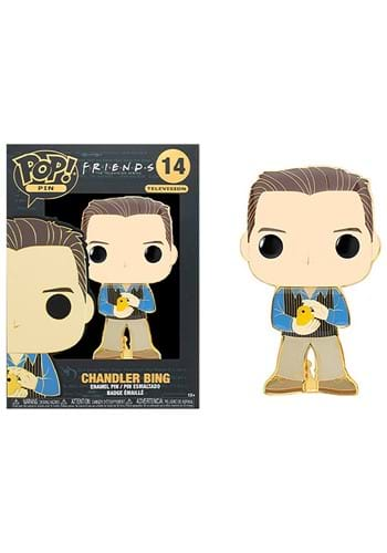 Funko POP Pins Friends Chandler