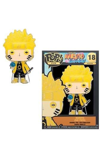 Funko POP Pins Naruto Six Path Chase