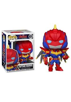 POP Marvel Marvel Mech Captain Marvel Figure