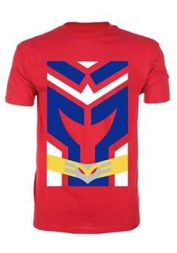 My Hero Academia All Might Mens Costume T Shirt