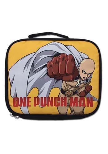 One Punch Man Saitama Punching Lunch Bag