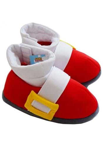 SONIC THE HEDGEHOG - SONIC COSPLAY PLUSH SLIPPERS