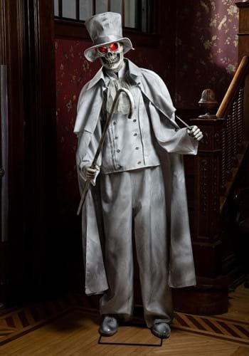 Animated Ghostly Gentleman Jack Decoration