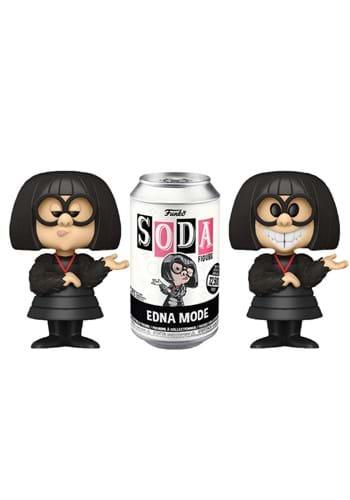 Vinyl SODA Incredibles Edna Mode