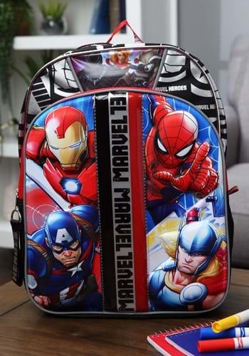 Marvel Universe Large Backpack-1