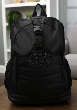 Black Batman Large Backpack