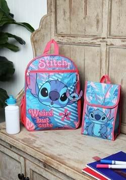 Lilo and Stitch 5 Piece Backpack Set