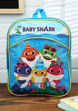 Kids Baby Shark Mini Backpack-1