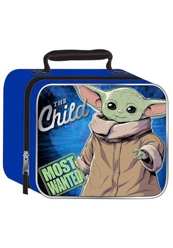 Mandalorian The Child Lunch Bag