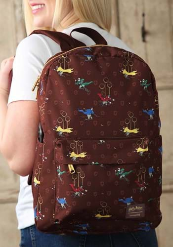 Harry Potter Quidditch Backpack