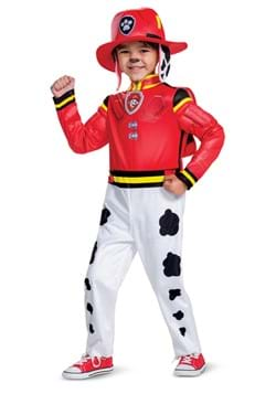Paw Patrol Movie Marshall Deluxe Toddler Kid's Costume
