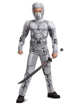 Snake Eyes Movie Storm Shadow Child Classic Muscle