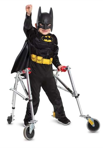 Kids Batman Adaptive Costume