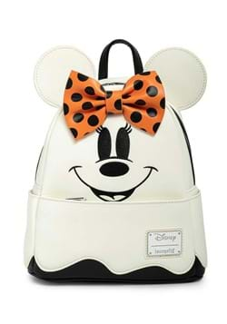 Loungefly Disney Ghost Minnie Glow-in-the-Dark Cos