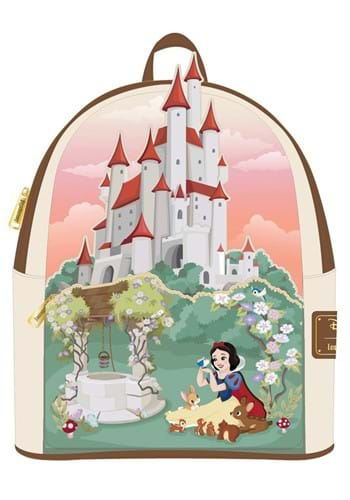 Loungefly Disney Snow White Castle Series Mini Bac