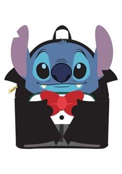 Loungefly Disney Vampire Stitch Bowtie Mini Backpa