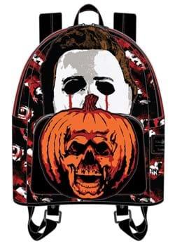 Loungefly Halloween 2 Michael Myers Pumpkin Mini B