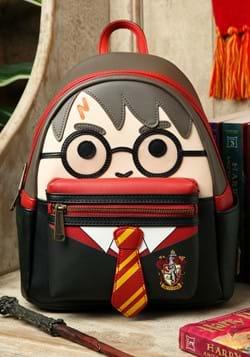 Harry Potter Face Mini Backpack-2