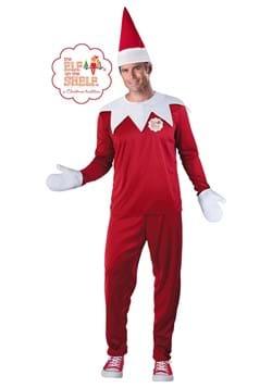 Mens Elf on the Shelf Costume