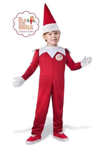 Boys Elf on the Shelf Toddler Costume
