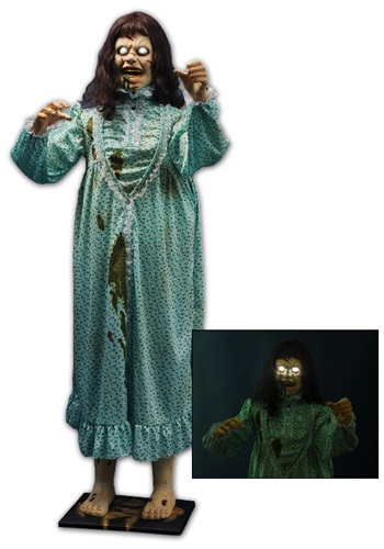 Regan MacNeil The Exorcist Statue