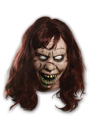 The Exorcist Regan Halloween Mask