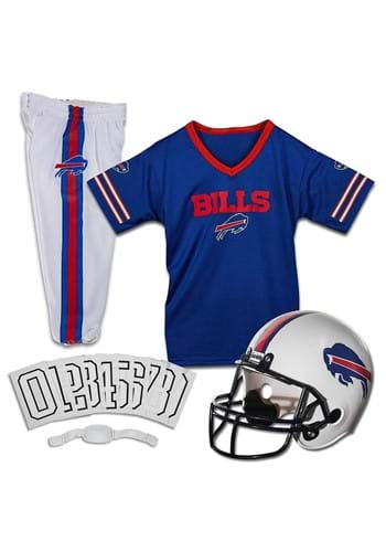NFL Bills Uniform Costume Set