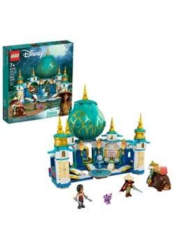 LEGO Raya and the Last Dragon Heart Palace