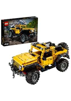 LEGO Technic Jeep Wrangler Set