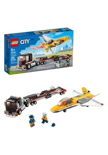 LEGO City Airshow Jet Transporter Set