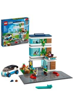 LEGO City Family House