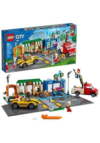 LEGO City Shopping Street Set