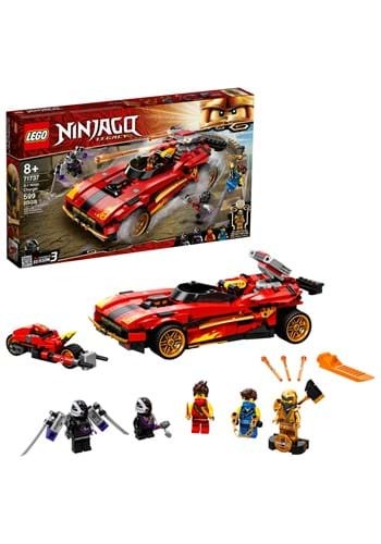 LEGO Ninjago X-1 Ninja Charger