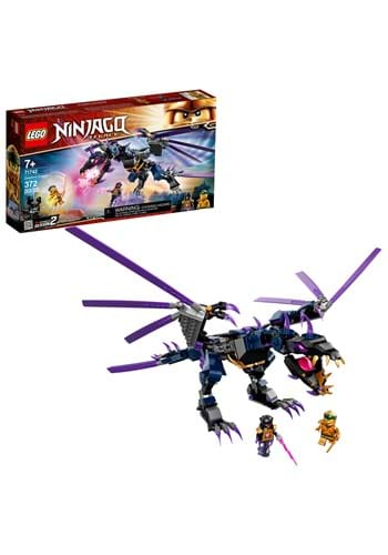 LEGO Ninjao Overlord Dragon