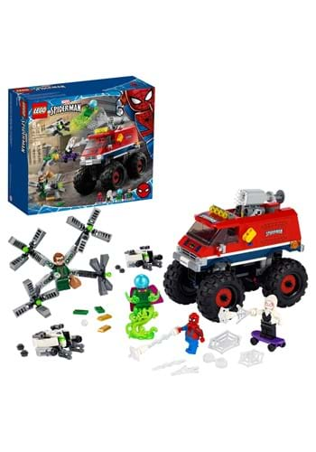 LEGO Spider-Man Monster Truck Vs Mysterio