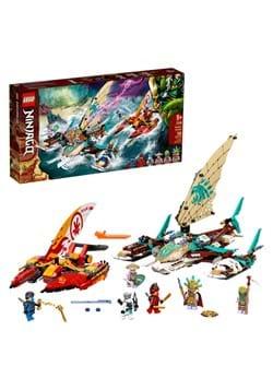 LEGO Ninjago Catamaran Sea Battle