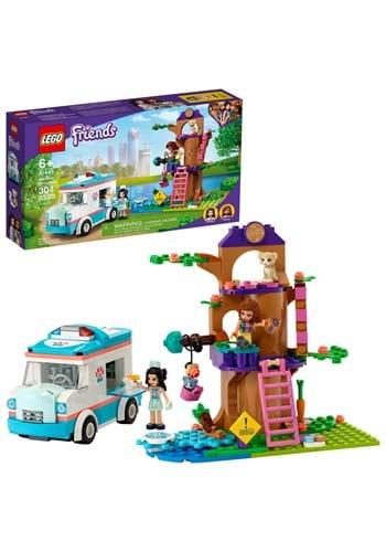 LEGO Friends Vet Clinic Ambulance Set