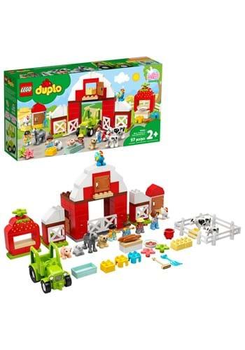 LEGO Duplo Barn, Tractor & Farm Animal Care