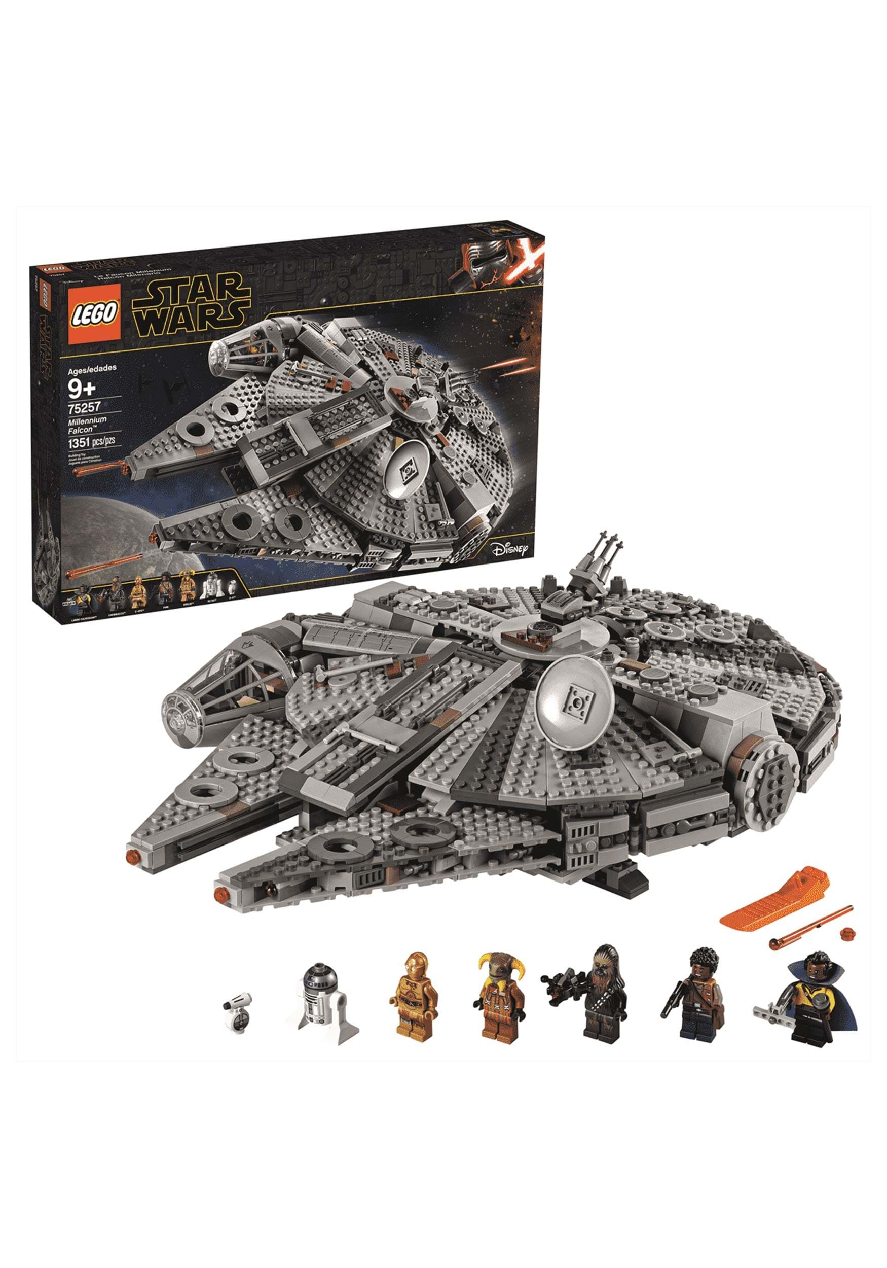 Millennium Falcon from LEGO
